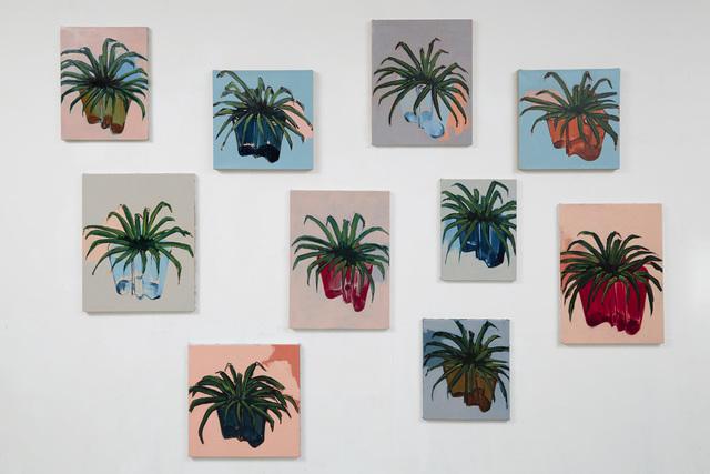 , 'Living Wall,' 2017, Sapar Contemporary