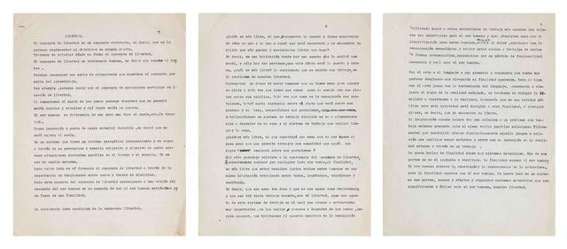 , 'Libertad,' 28-22, Henrique Faria | Buenos Aires