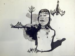 , 'El sueno de la razon produce montruos,' 2009, In Situ - Fabienne Leclerc