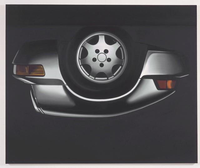 , 'Carrera,' 1991, Aurel Scheibler