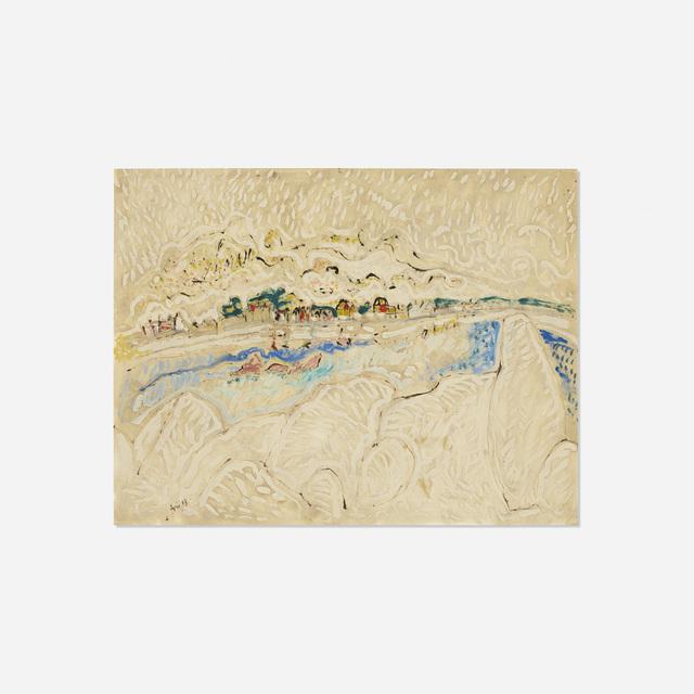 Armand Avril, 'Untitled (landscape)', 2003, Wright