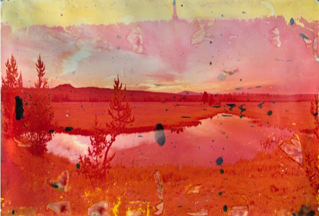 Matthew Brandt, 'Gibbon Lake, WY 4', 2013, Jackson Fine Art