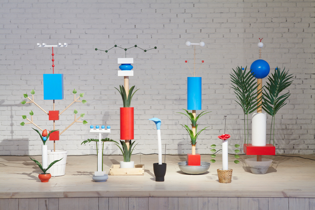 , 'Artistic pollination or regular plants,' 2012, Laboratoria Art & Science Space