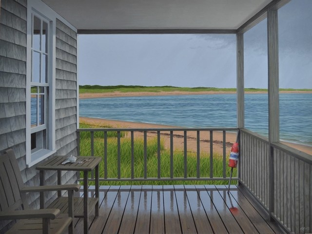 , 'Other Side of the Porch,' 2015, Quidley & Company