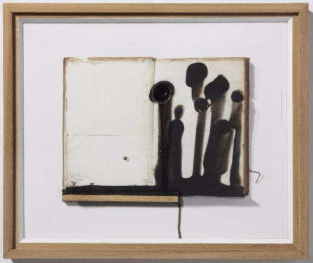 , 'Paraula de set lletres,' 2017, Galeria Miquel Alzueta