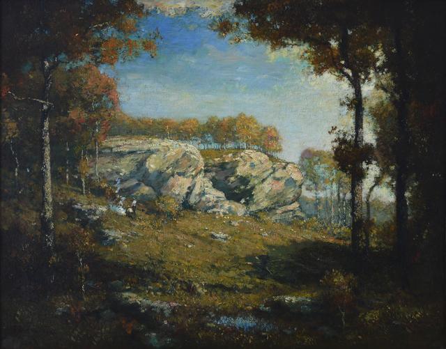 Henry Ward Ranger, 'Sentinel Rock', Eisele Gallery of Fine Art