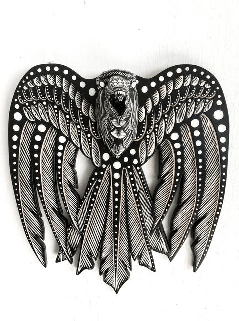 , 'Small Raven V,' 2017, Paradigm Gallery + Studio