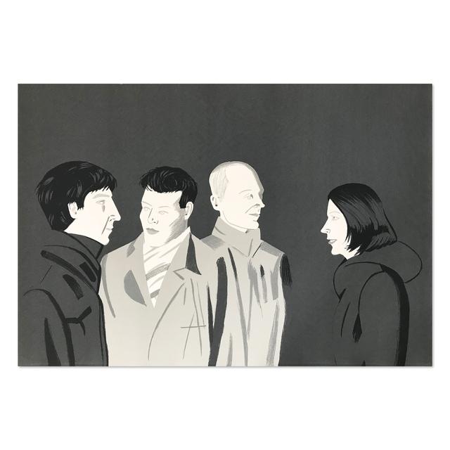 Alex Katz, 'Unfamiliar Image', 2001, MLTPL