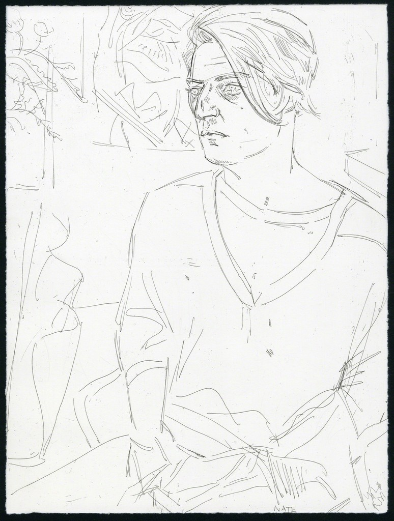 Elizabeth Peyton, 'Nate, 2010,' 2010, Two Palms