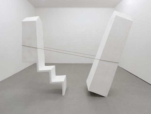 , 'Balancierende Türme (Balancing Towers),' 1989, Kadel Willborn
