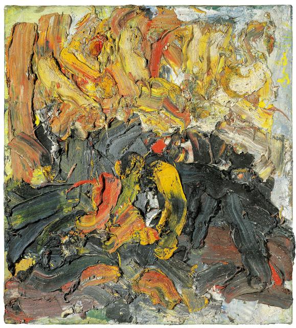 , 'Fire,' 1986, Galerie Artziwna
