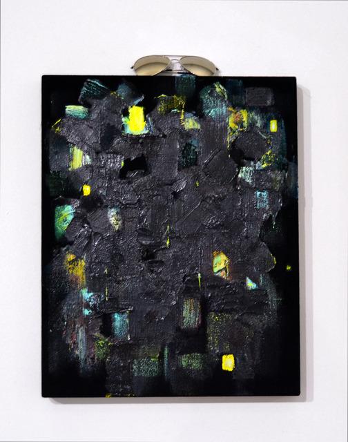 , 'With Petrochemical Eyes,' 2013, BRUNDYN +