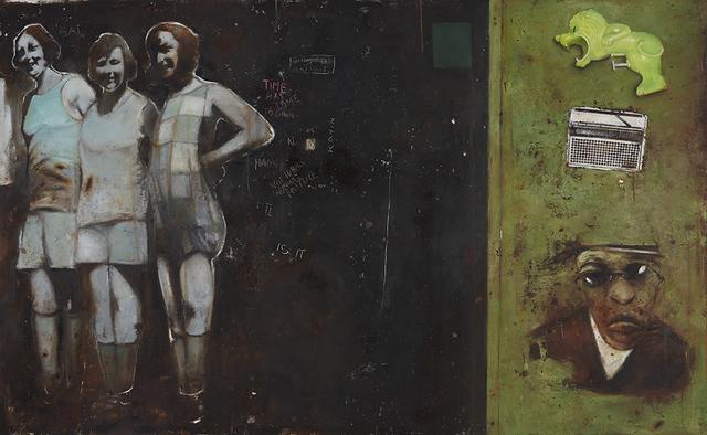 , 'RADIO AFRIQUE,' 2014, ARTCO Gallery