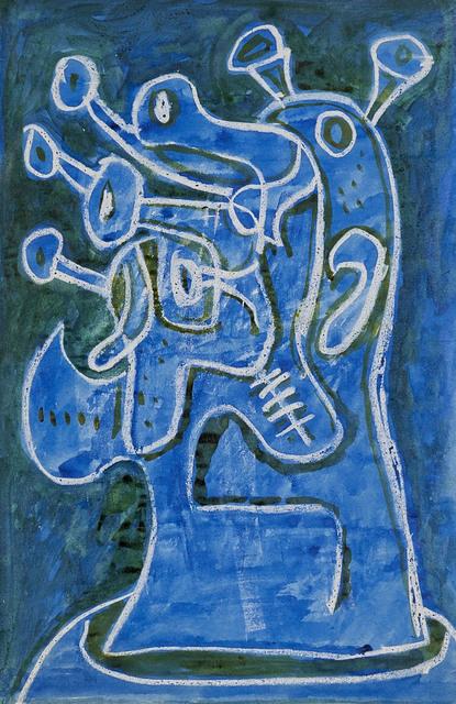 , 'Untitled (Head),' 1960, AkaraArt