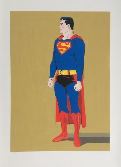 Mel Ramos, 'Superman', 2006, Korff Stiftung GmbH