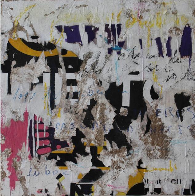 , 'Oreo Nº1,' 2017, Galeria Otros 360º