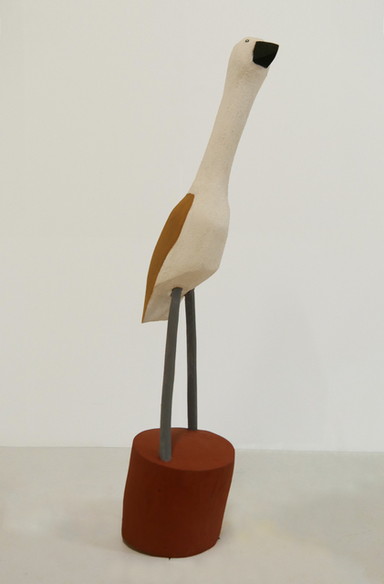 , 'Totemic Bird,' 2019, Black Square Arts