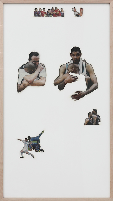 Zachary Susskind, 'Artifact: Agony & Ecstasy (El Greco)', 2014, Museum Dhondt-Dhaenens