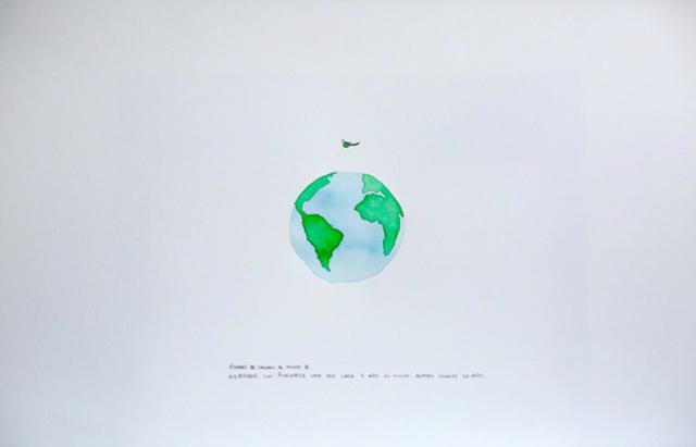 , 'Forma de salvar el mundo n.1 / Way to save the world n.1,' 2012, Galeria Senda