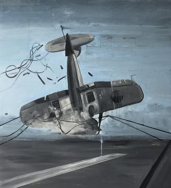 , 'Arrival,' , Clark Gallery