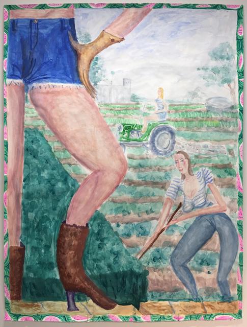 , 'Amazon Kibutz,' 2017, Rod Bianco Gallery