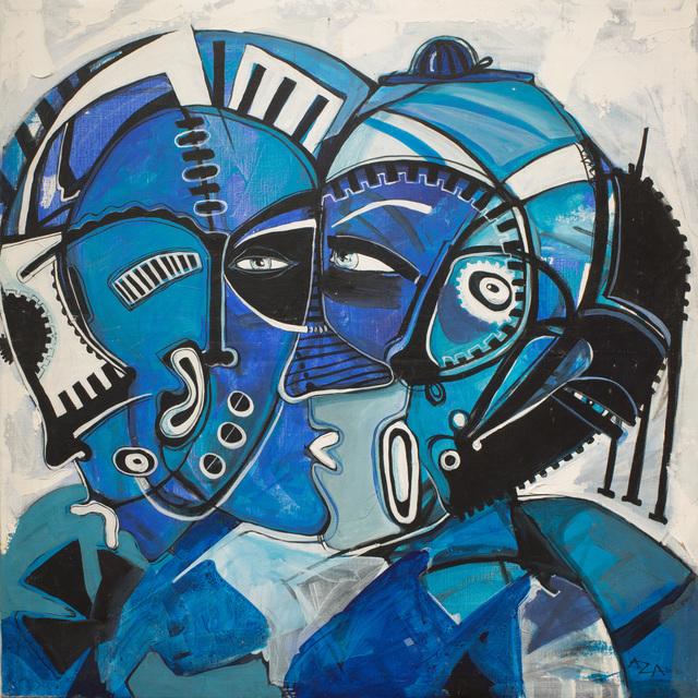 , ' A Crossroad,' 2012, AfricArt Gallery Hong Kong