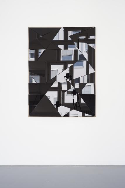 , 'Apophenia, Black,' 2014, Galerie Reinhard Hauff
