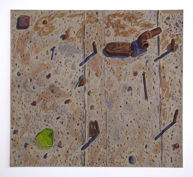 , 'Desert 3,' 2018, Peter Blum Gallery