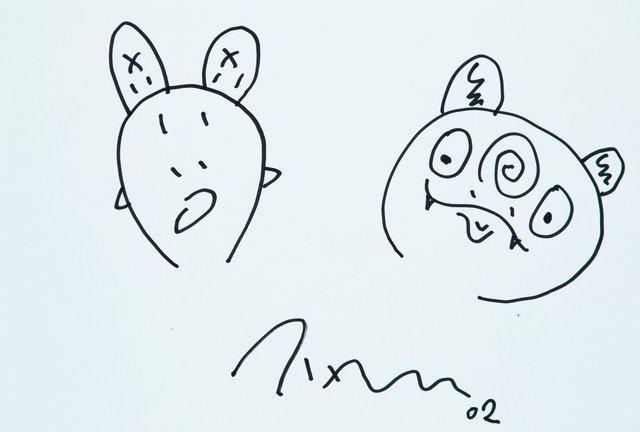 Takashi Murakami, 'Untitled', 2002, Heritage Auctions