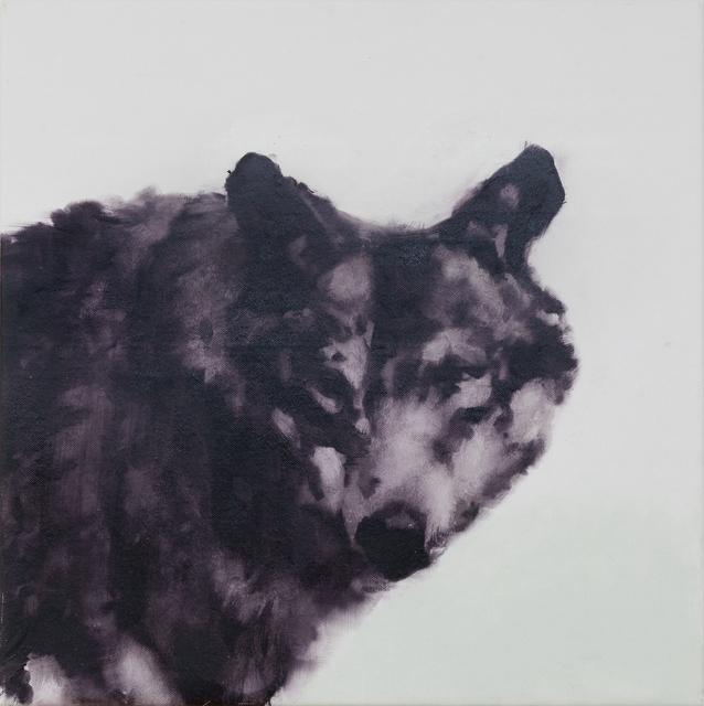 , 'Wolf,' 2017, Galerie Rüdiger Schöttle