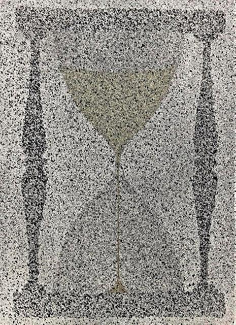 Ed Ruscha, 'Reloj de Arena (Hourglass) ', 1988, Alpha 137 Gallery
