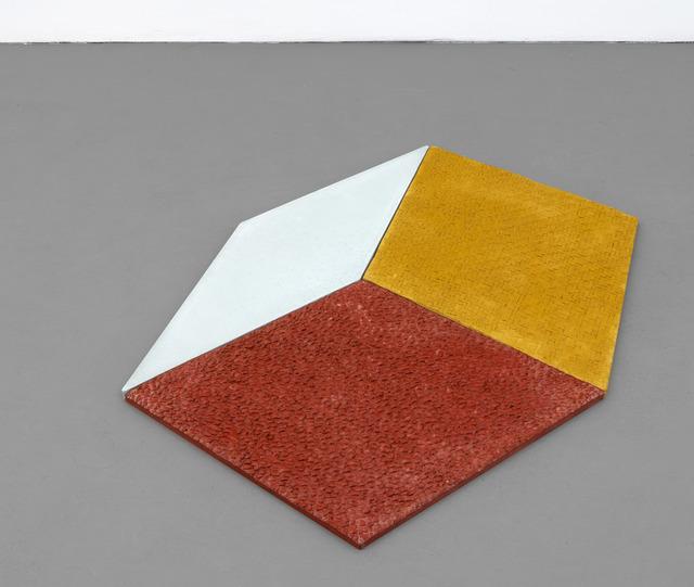 , 'Petate, Xipe, Turquesa,' 2017, Galerie Fons Welters