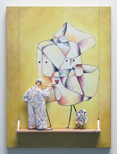 , 'GMIA: Klee - Geschwister,' , Water Street Gallery