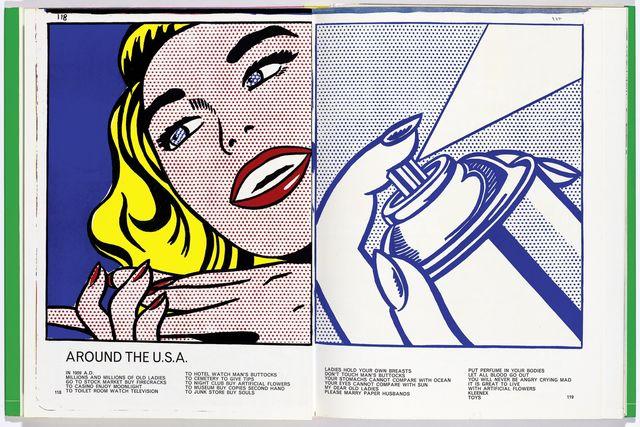 Walasse Ting 丁雄泉, '1 Cent Life', 1964, Koller Auctions