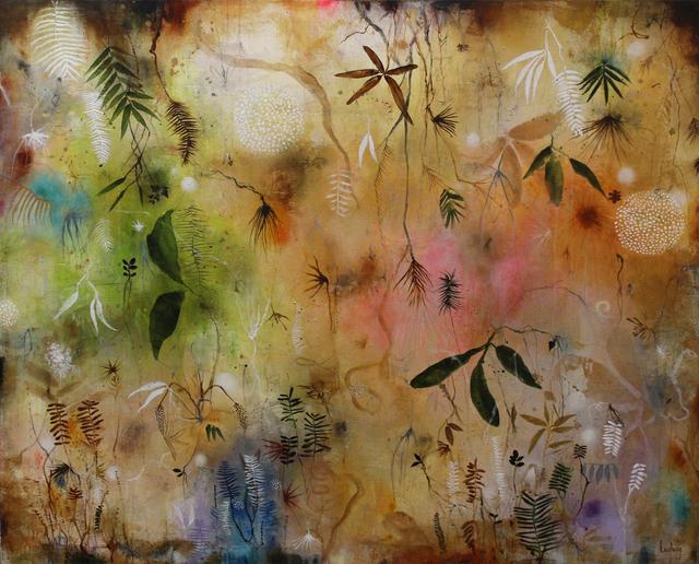 , 'New Gold Dream,' 2018, LeMieux Galleries
