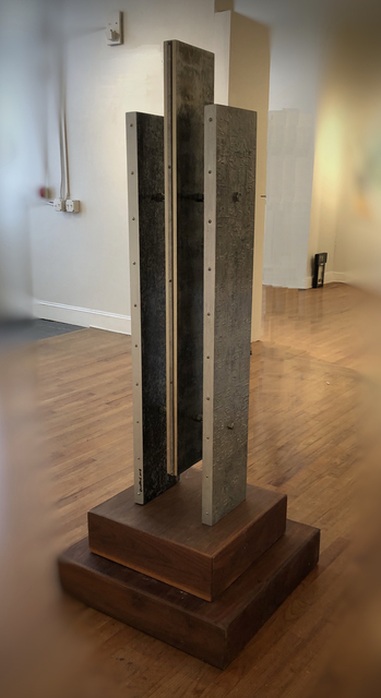 Michael Quadland, 'Skyscraper', 2018, Sculpture, Acrylic and hardware, Stanek Gallery
