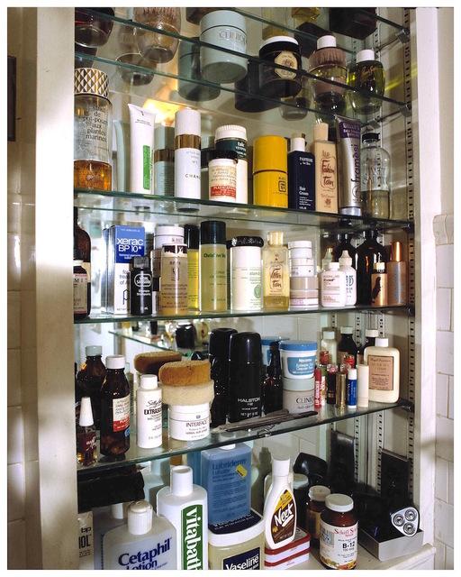 , 'Andy Warhol's Medicine Cabinet,' 1987, Hilton Asmus