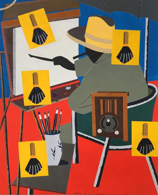 , 'Radio Londres,' 2016, Álvaro Alcázar