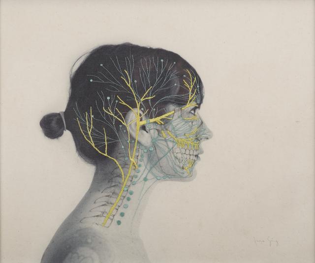 Juana Gomez, 'Constructural 4 (left)', 2015, Isabel Croxatto Galería
