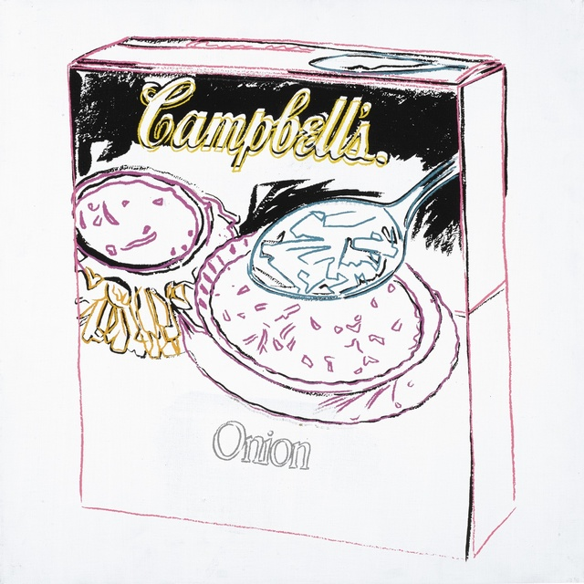 Andy Warhol, 'Campbell's Soup Box: Onion', Sotheby's