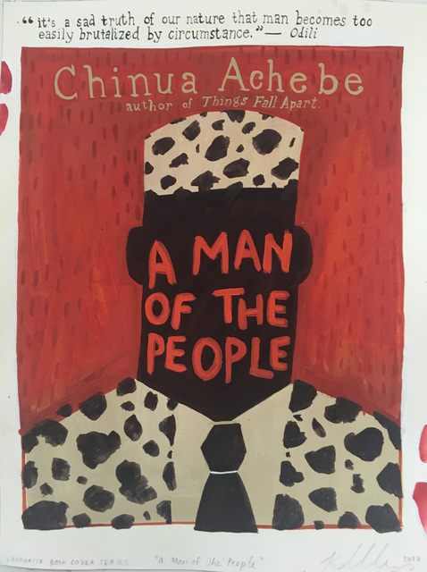 , 'Man of the People,' 2017, Erdmann Contemporary