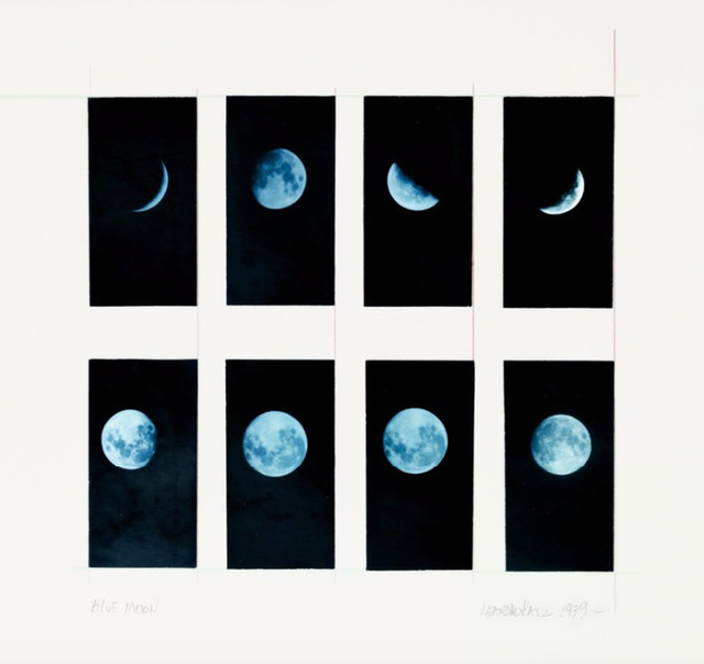 , 'Blue Moon,' 1979, Henrique Faria Fine Art