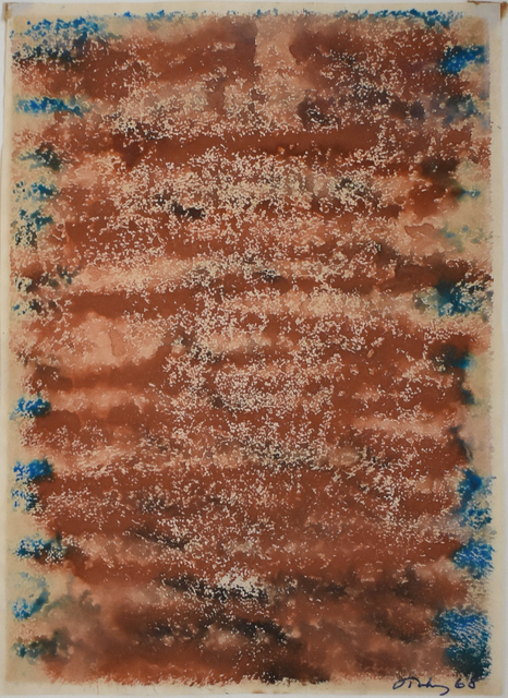Mark Tobey, 'Composition', 1968, Gilden's Art Gallery