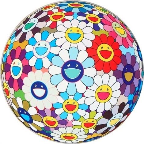 , 'Flower Ball (3D) Sequoia Sempervirens,' 2013, Rosenfeld Gallery LLC