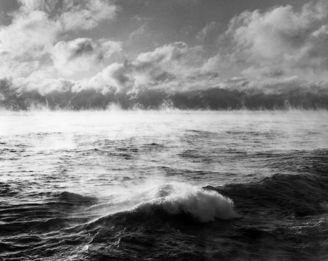 , 'Sea Smoke and Wave,' , Pucker Gallery
