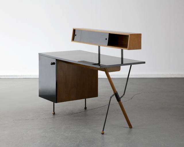 , 'Desk with pencil box,' 1952, R & Company