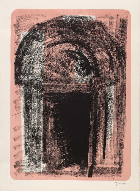 , 'Kilpeck, Herefordshire: the Norman south door ,' 1964, Marlborough London