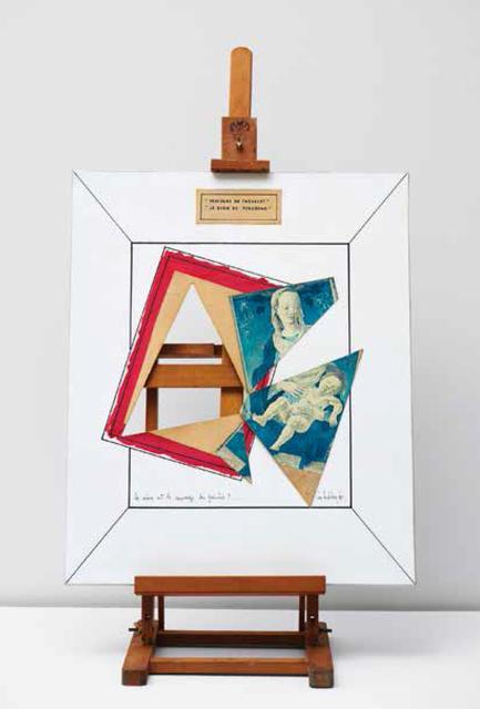 , 'Peinture de chevalet,' 1980, espaivisor - Galería Visor