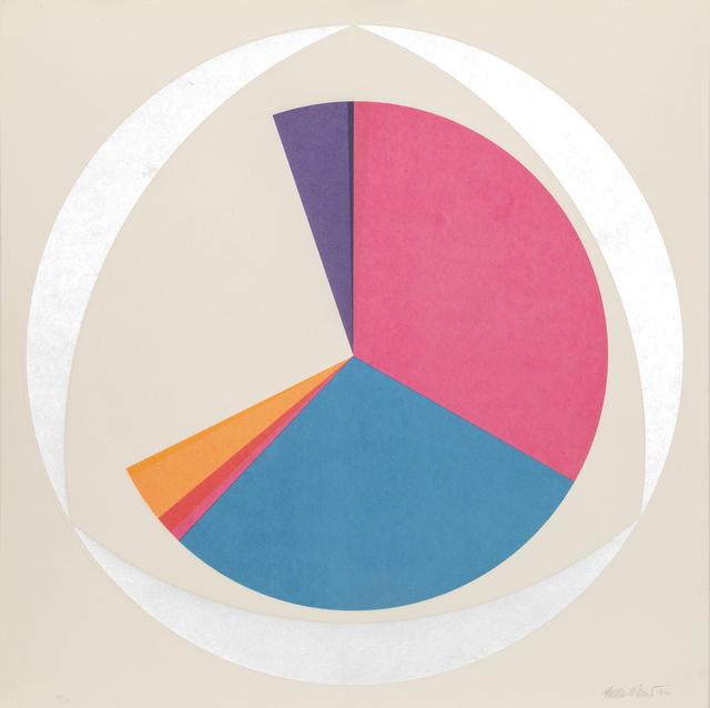 Fletcher Benton, 'Untitled II', 1968, RoGallery