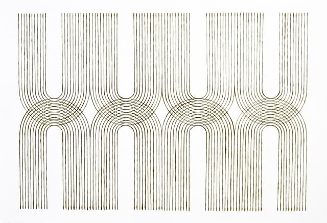 Katrine Hildebrandt-Hussey, 'Interlock Bends', 2019, Soapbox Arts